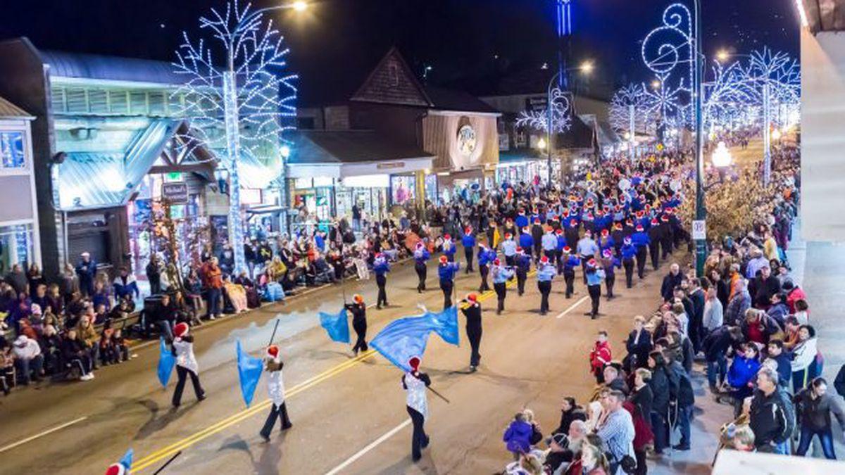 Gatlinburg's Fantasy of Lights Parade / Source: (City of Gatlinburg)