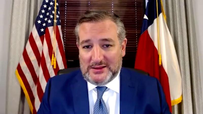 Sen. Ted Cruz (R-TX) previews joint session speech