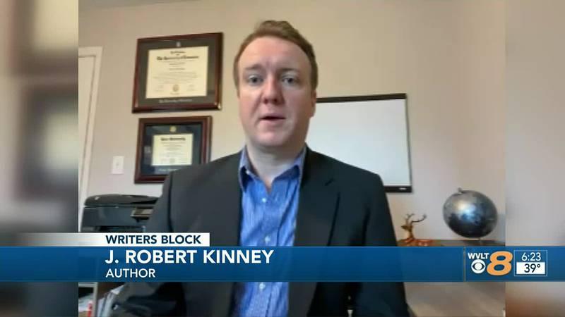 Writers Block: J. Robert Kinney