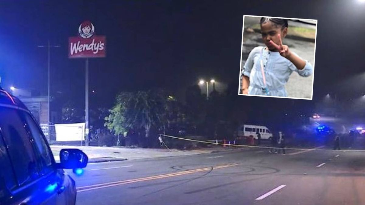Sequoia Turner (inset) was killed in a shooting near the Atlanta Wendy's where Rayshard Brooks died.