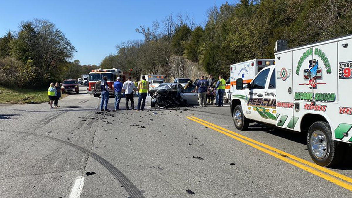 Driver in crash cited for speeding twice within a quarter mile.