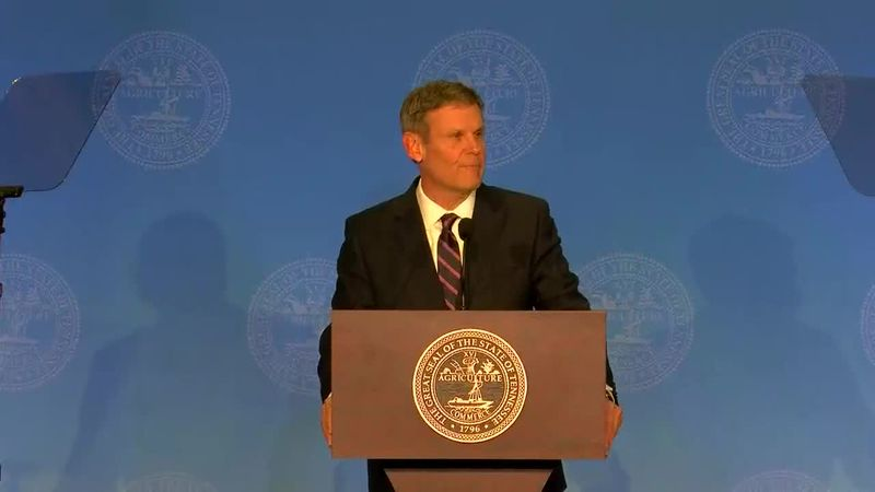 Gov. Bill Lee gives State of West Tennessee address