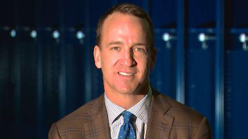 Peyton Manning accepts Pat Summitt Ignite Greatness Award / Source: Peyton Manning