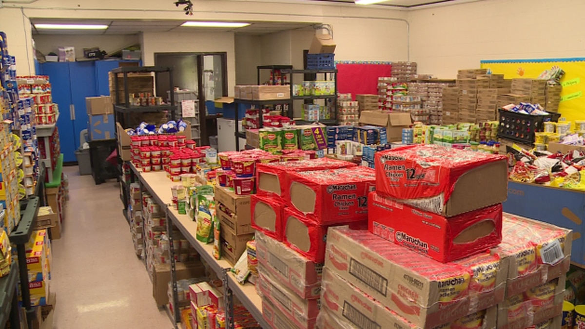 Jacksboro Elementary School has received enough donations to fill an entire classroom. /...