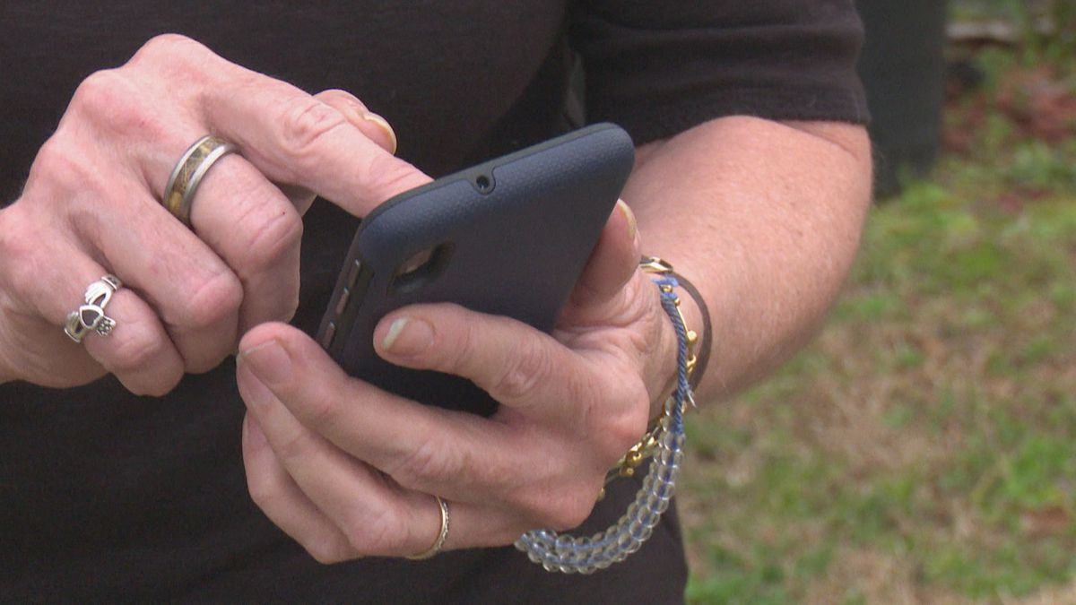 The U.S. Marshals Service said, during the phone calls people are being pressured to provide...