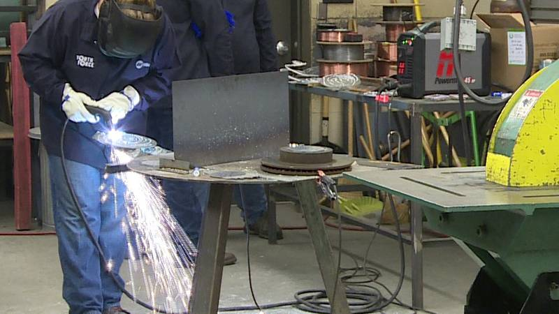 Pellissippi State Community College hosts teens for camp where they can learn real-world skills.