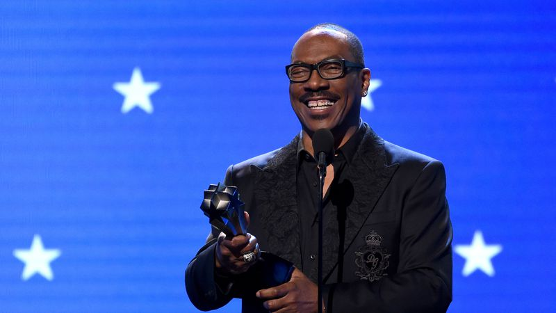 The NAACP announced Thursday, March 11, 2021, that Eddie Murphy will be inducted during the...