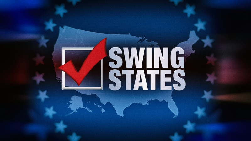 What makes a state swing? Prof. David Schultz from Hamline University breaks down the...