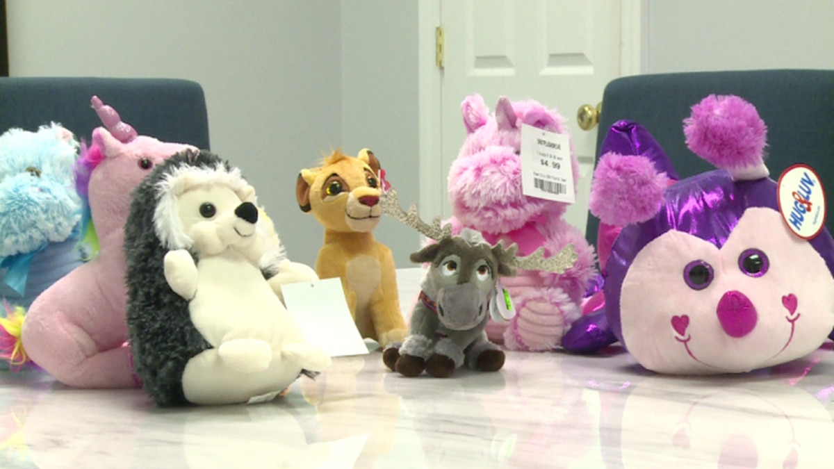 The groups will collect stuffed animals until early April. / Source: WVLT News