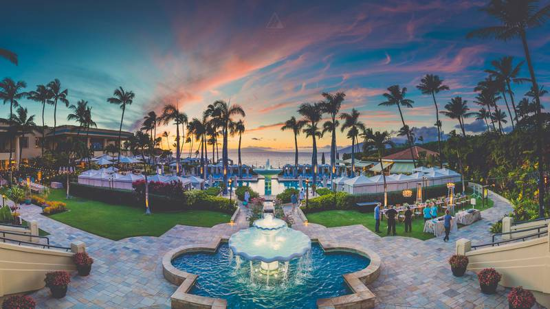 Kick off the holidays with Four Seasons Resort Maui at the Wally's #FSMaui Pop-Up this...