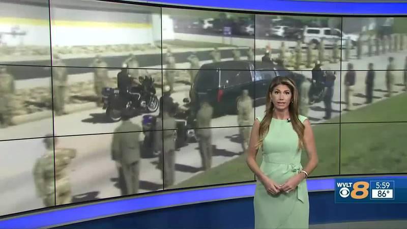 Mynatt Funeral Home to pay for Army Staff Sgt. Knauss' VA transport