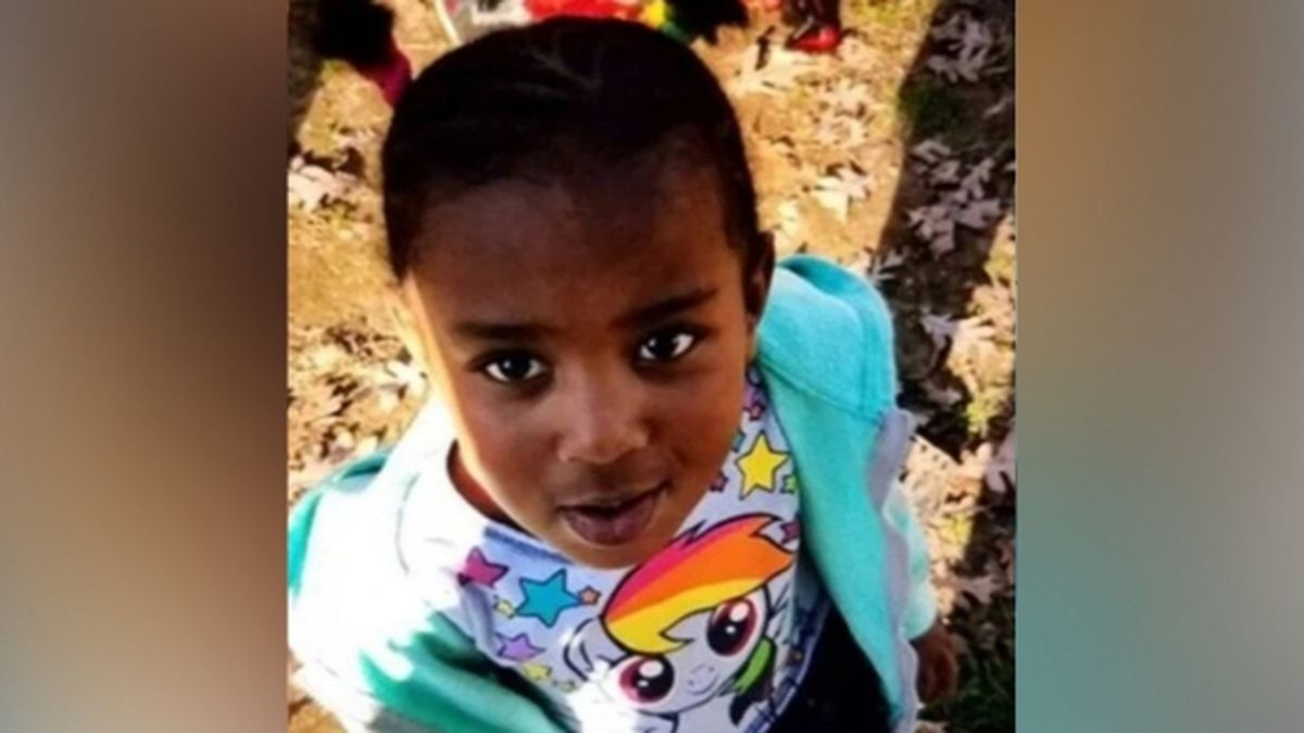Ahlora Ashanti-Sample Lindiment was reportedly abducted in Greensboro, N.C. / Source: (Greensboro Police)