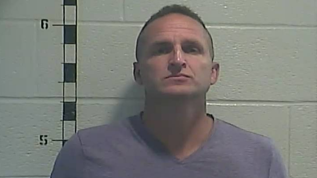 Brett Hankinson is charged with 3 counts of wanton endangerment in the 1st degree