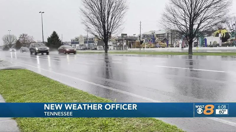new weather officer