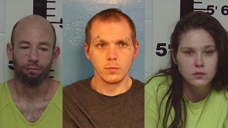 TBI says charges have been filed against Courtney Leann Gilpin of New Tazewell, Patrick Andrew...