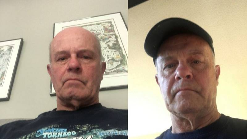 According to KPD, Michael (Mike) Shular has dementia and is non-communicative.