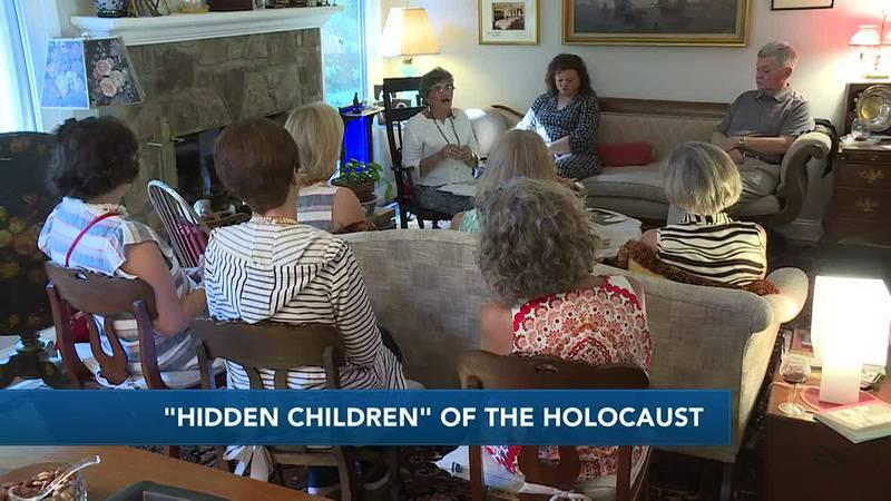 """Hidden Child"" of the holocaust"