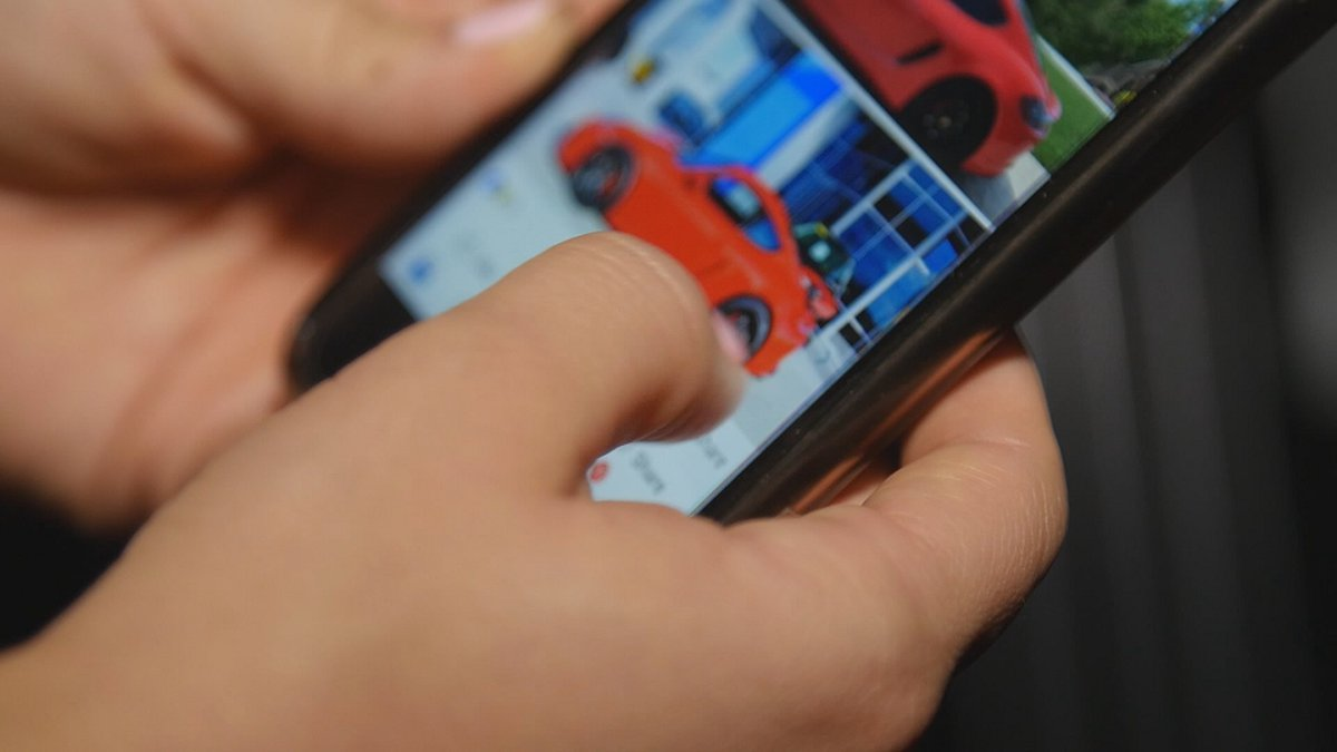 Experts say too much screen time can affect our memory.  Source: WVLT