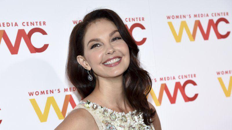 Actress Ashley Judd attends The Women's Media Center 2017 Women's Media...