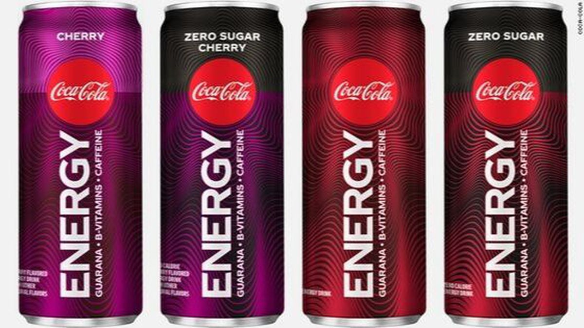 The energy drink will hit shelves in January 2020. / (Coca-Cola)