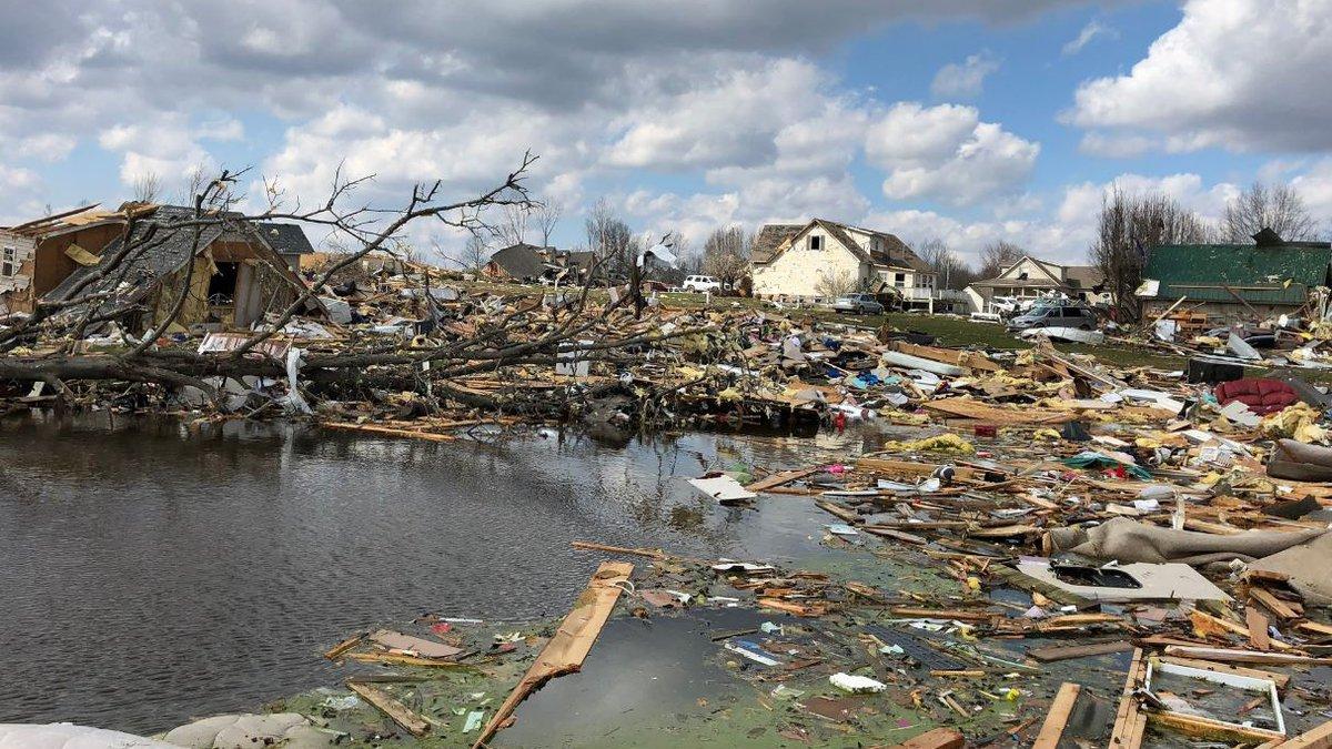 Tornado damage in Putnam County / Source: Senator Paul Bailey