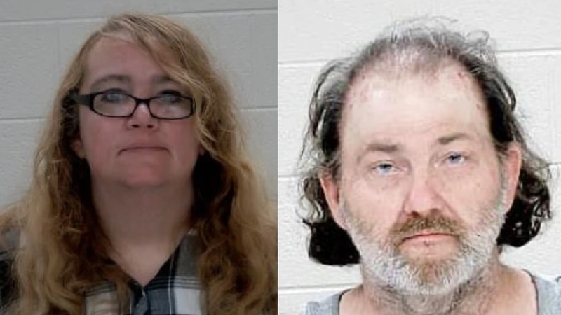 Nancy Fridley and Bobby Lee Taylor, charged with the abduction of 2-year-old Noah Trout from...