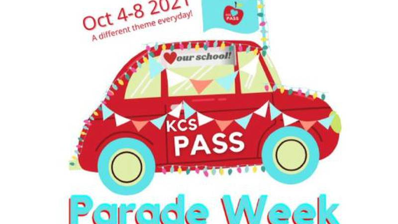 KCS Pass Parade Week encourages positivity for students and teachers.