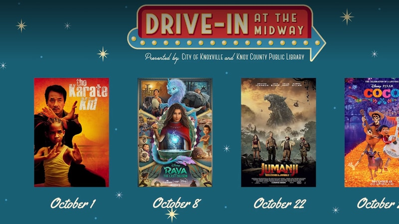 Drive-In at the Midway is Back with a Lineup Decided by the People