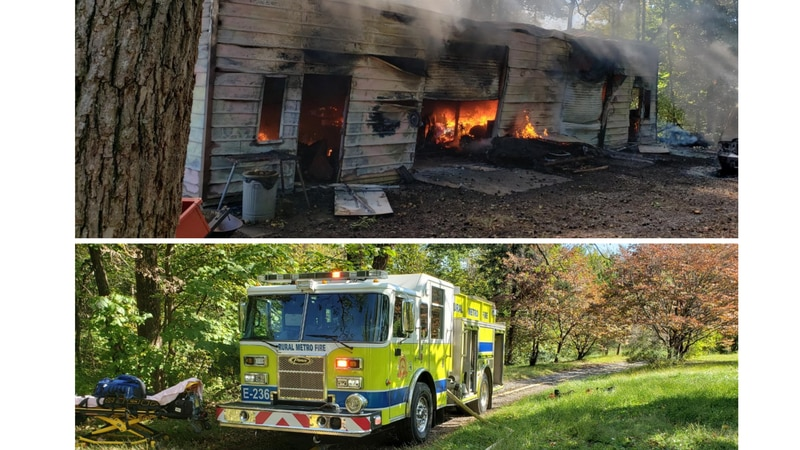 Rural Metro: Barn Fire