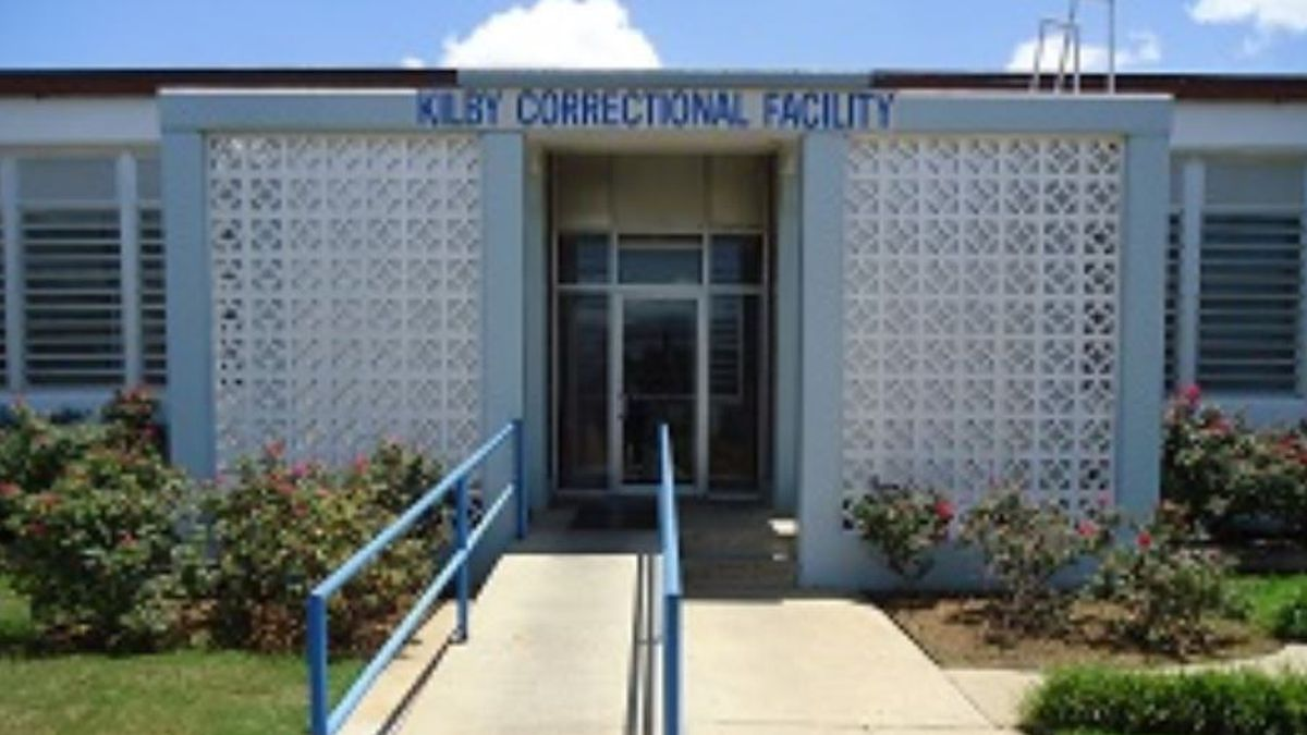 Kilby Correctional Facility / Source: Alabama Department of Corrections