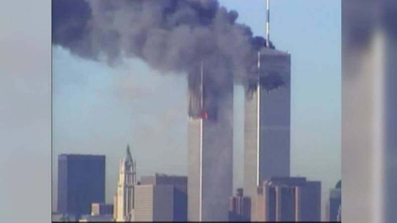 New York prepares for 20th anniversary of 9/11.