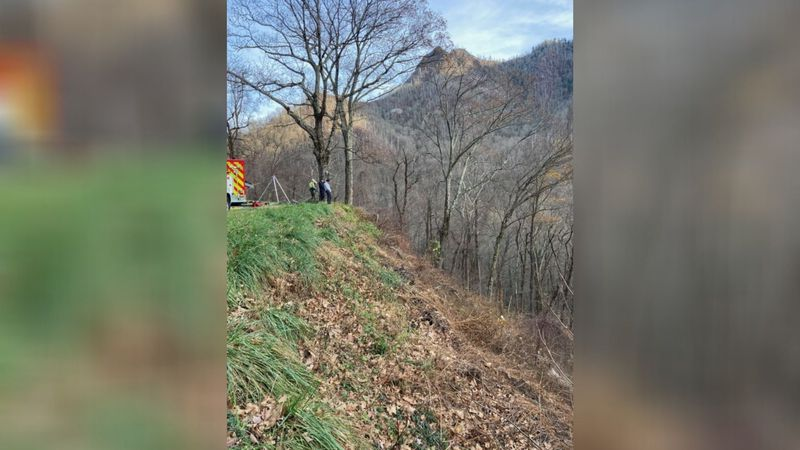 Alabama man dead after falling from GSMNP embankment