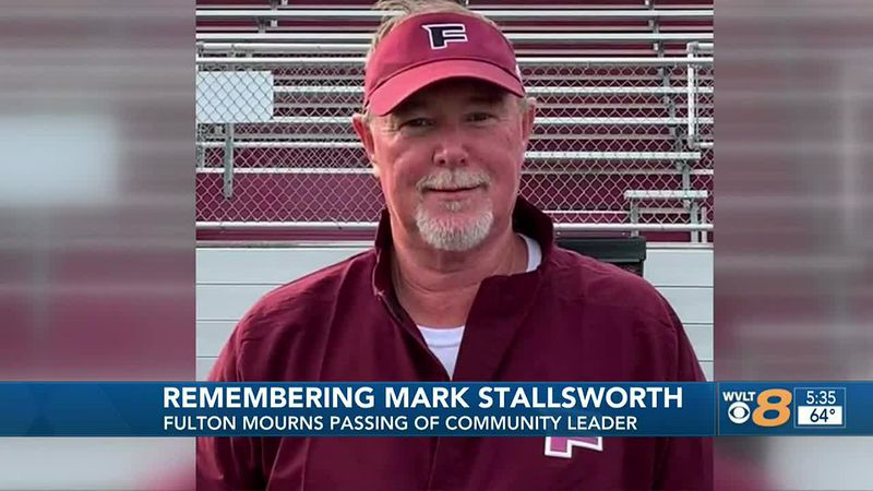 Honoring long time pillar of the Fulton community