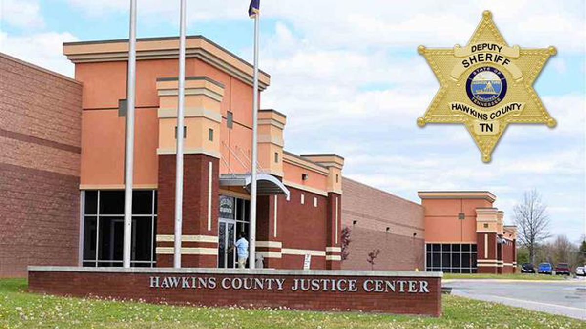 Hawkins County Justice Center / Source: (Hawkins County Sheriff's Office)