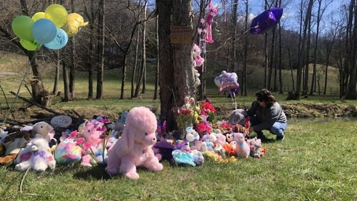 Community members in Blountville arranged a vigil in honor of Evelyn Boswell. / (WVLT)