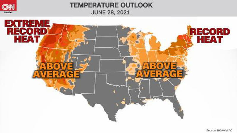 Seattle, Portland and other cities broke all-time heat records over the weekend, with...