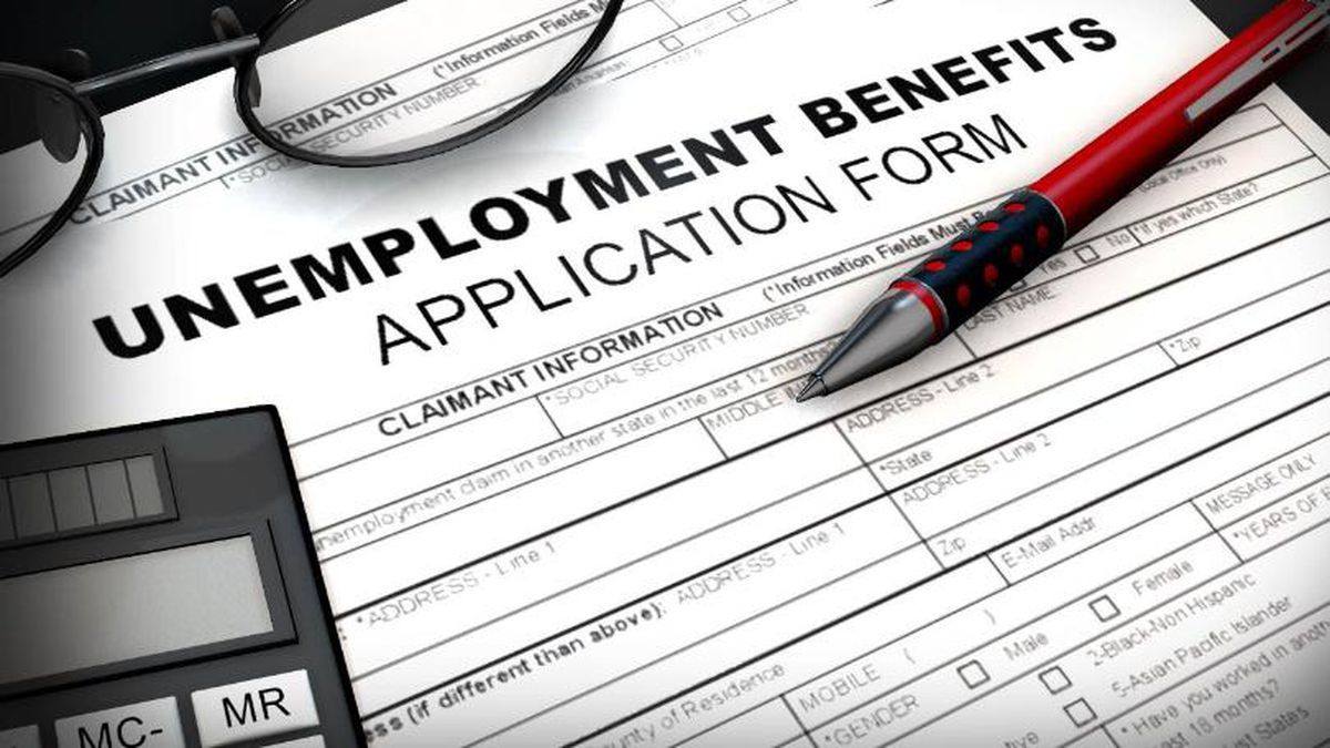 Continued unemployment claims decrease in Tennessee.