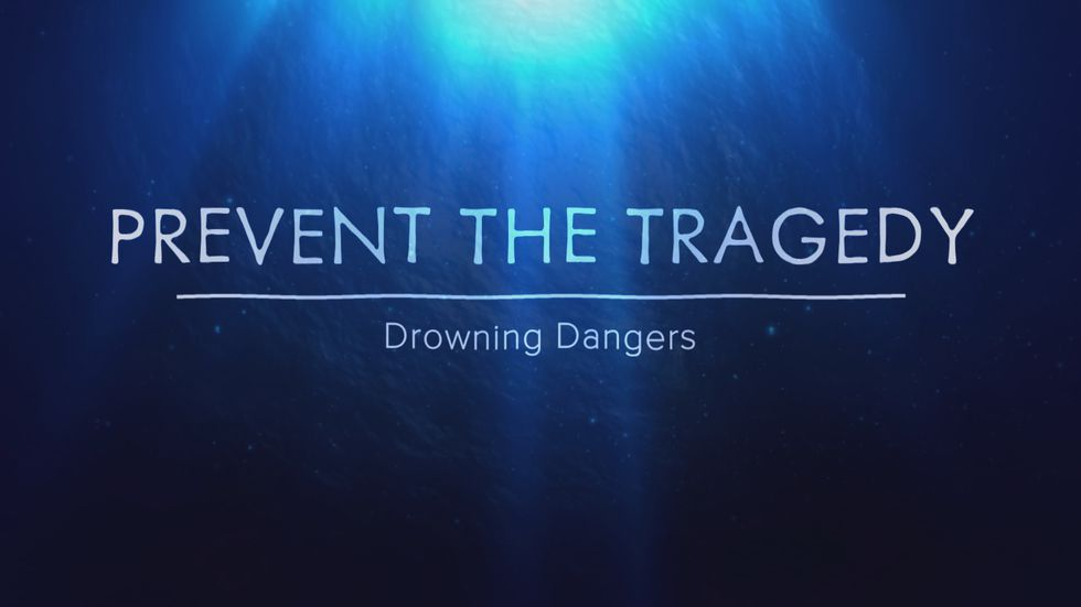 Prevent the Tragedy: Drowning Dangers is a WVLT News special presentation bringing awareness to water safety