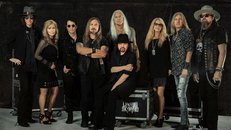 Southern Rock legend Lynyrd Skynyrd announced they'll make a stop in Knoxville on November 5 at...