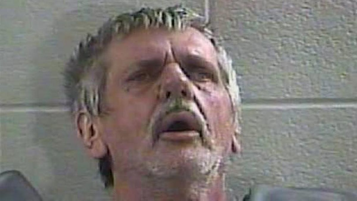 Deputies said they were called to a report of a man who was out of control at a home. / (Laurel County Detention Center)