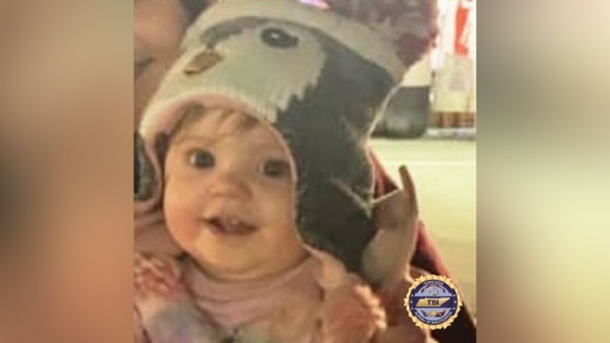 15-month-old Evelyn Mae Boswell / Source: (TBI)