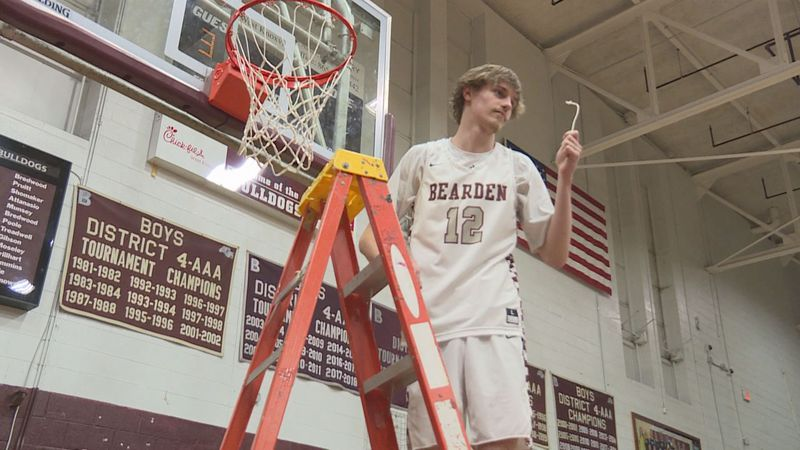 Bearden basketball