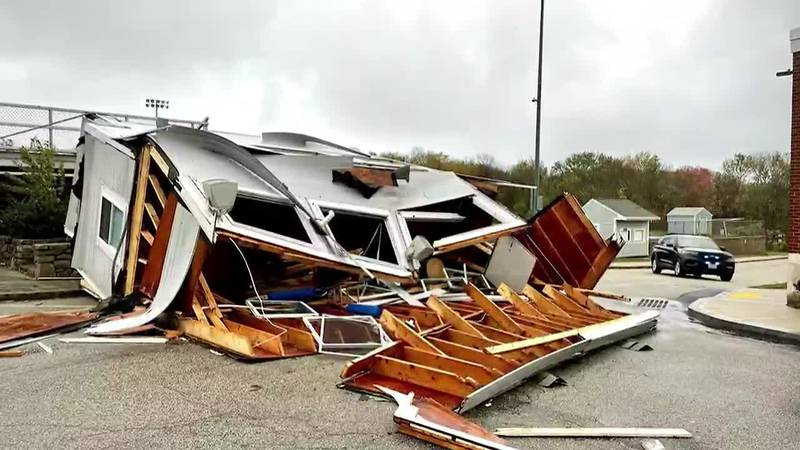 A nor'easter that battered the Atlantic coast with hurricane-force wind gusts has left more...