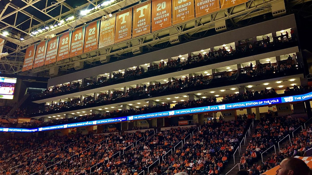 Tennessee basketball game