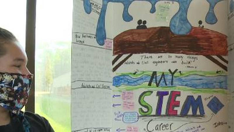 Students explore STEM careers