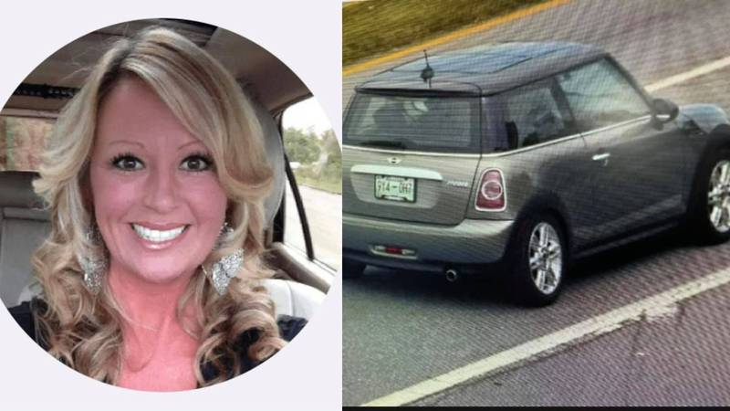 Crystele Dixon was last seen Tuesday in the South Knoxville area. She is believed to be driving...