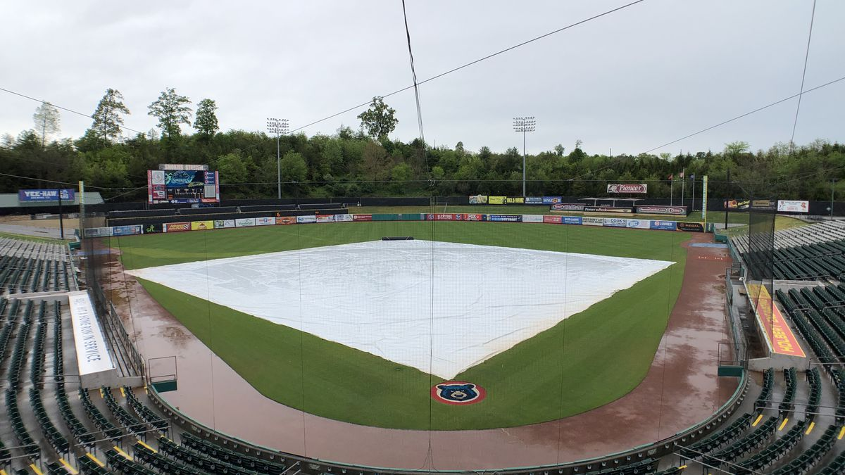 Tennessee Smokies Stadium