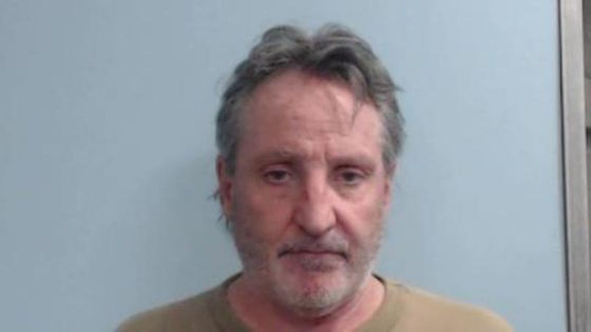 Richard Saunier reportedly swung a cooler full of baseballs at a victim during an altercation at Shillito Park. (Photo: Fayette County Detention Center)