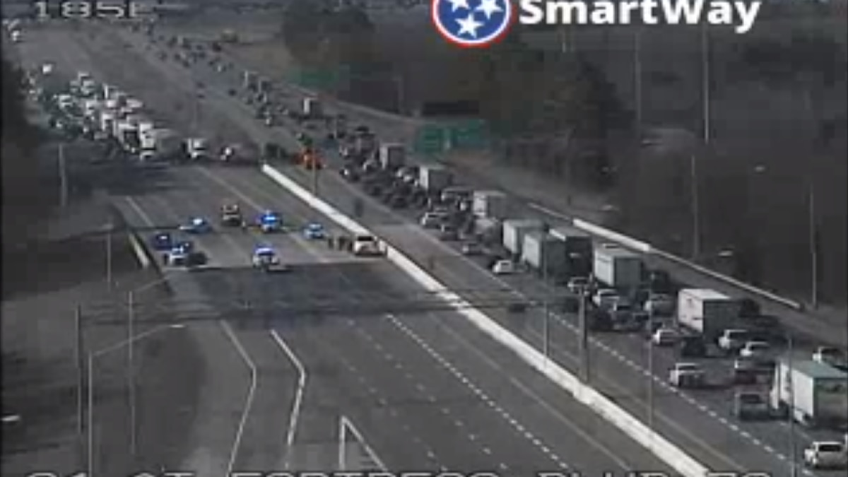 I-24 closed during shooting investigation