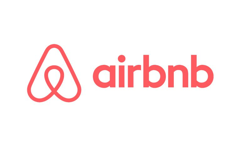 This image shows the logo for Airbnb.